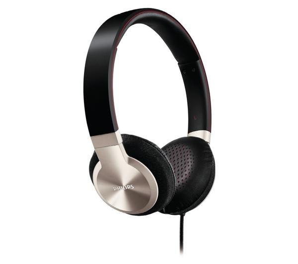 Grazie a degli altoparlanti da 40 mm, le cuffie SHL9700/10 di Philips garantiscono una qualità audio ad alta definizione durante tutti i tuoi spostamenti. Dotate del sistema FloatingCushions Delux con mantenimento della forma, queste cuffie SHL9700 garantiscono un comfort naturale. I suoi cuscinetti ultra-morbidi riducono considerevolmente i rumori ambientali. Inoltre i suoi gusci esterni in alluminio sono leggeri e durevoli, per un lungo utilizzo.Queste cuffie Philips SHL9700/10 sono…