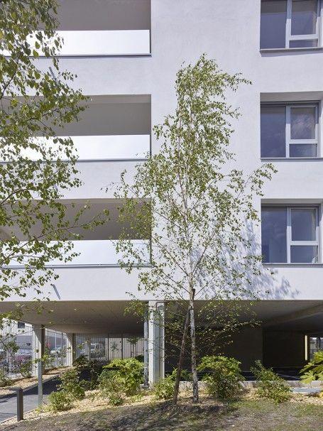 Construction de 15 logements en accession sociale à la propriété à Pessac