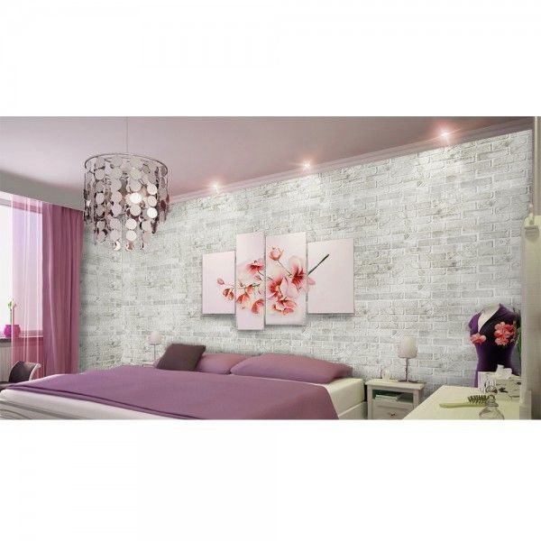 PVC 3D Wandplatte 1020x495mm Küche Bad Diele Deko Mosaik Wandverkleidung