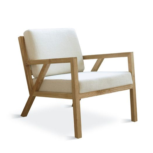 Gus Modern Truss Arm Chair | AllModern