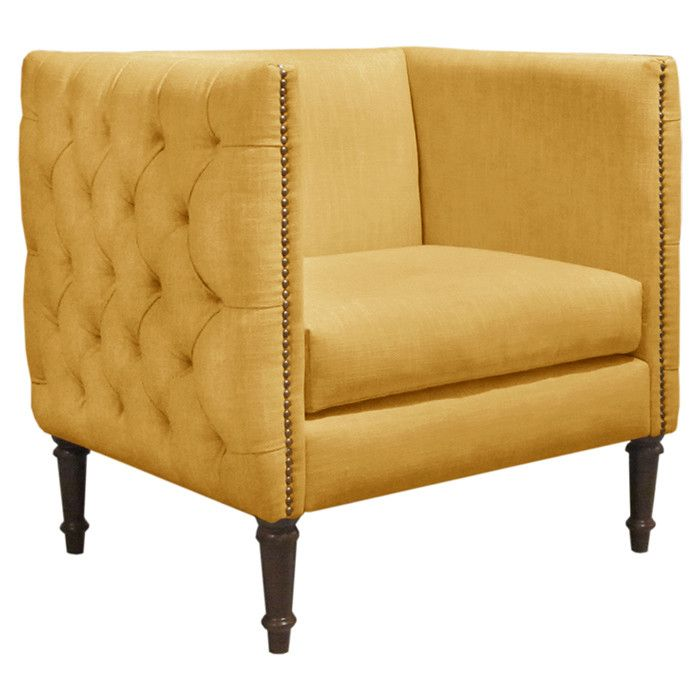 Parisien Tufted Club Chair