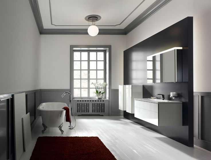 Rozsáhý sortiment KEUCO se dokonale přizpůsobí každé koupelně - více na  www.palazzio.cz