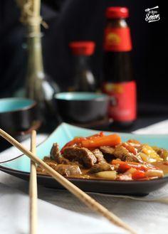 ¡Al fin he podido conseguir hacer la receta de ternera con salsa de ostras! Dios es una de mis preferidas de la comida china y la verdad que…