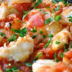 Come preparare Filetto di merluzzo a Varoma col Bimby della Vorwerk, impara a preparare deliziosi piatti con le nostre ricette bimby
