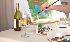 Groupon - BYOB Painting Class for One, Two, or Four at Dabble Studio (Up to 56% Off) in Nashville. Groupon deal price: $19