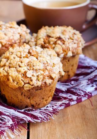FROKOSTMUFFIN: Du kan også lage frokostmuffins! Kjempegodt og så enkelt å spise på veien.