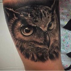 Follow and tag @inkedmagz to get featured Tattoo made by @tattoopersia #owltattoo #owl #tattoo #tattooartist #ink #inked #tattoos #tattoed by tattooinstart
