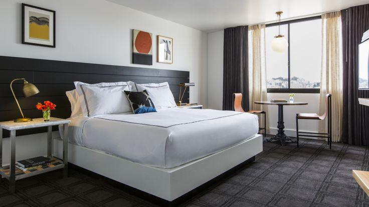 San Francisco, CA hotels. The Buchanan. KimptonHotels.com