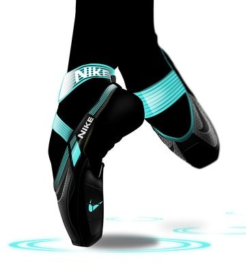 Ok, these are not REAL, (they are a design project by student @Guercy Eugene) but if Nike did make pointe shoes these would be pretty sweet! We are totally on board Guercy!
