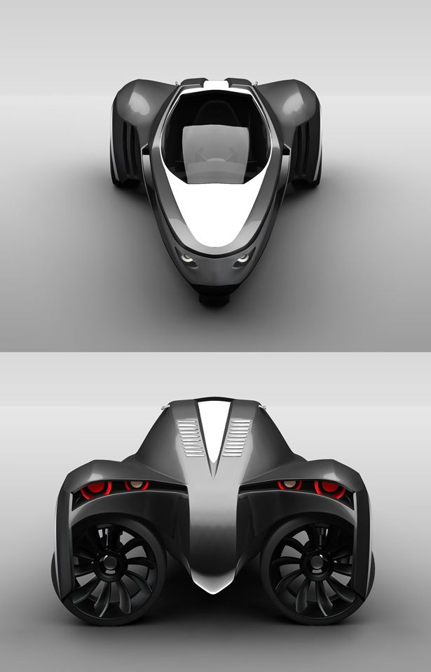 Manta Amphibious Vehicle