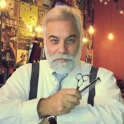 ... brighten and whiten gray, silver, and white beards and hair - YouTube