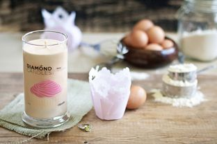Cupcake Soy Candle by Diamond Candles - This is a sweet treat that is sure to make your home smell fantastic! PIN NOW shop later!