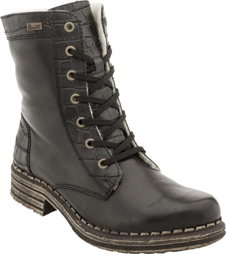 Buy the Rieker Y9622 boot at PlanetShoes.com. Discover Rieker by Reomonte unique antistress footwear at PlanetShoes.com, your trusted source for feel-good footwear, with free shipping & returns! (Black)