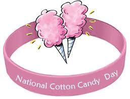 Dec 7 - National Cotton Candy Day