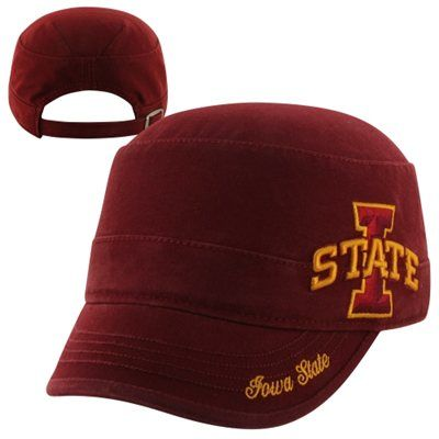 eaf725c5b15 47 Brand Iowa State Cyclones Ladies Avery Adjustable Hat - Cardinal ...