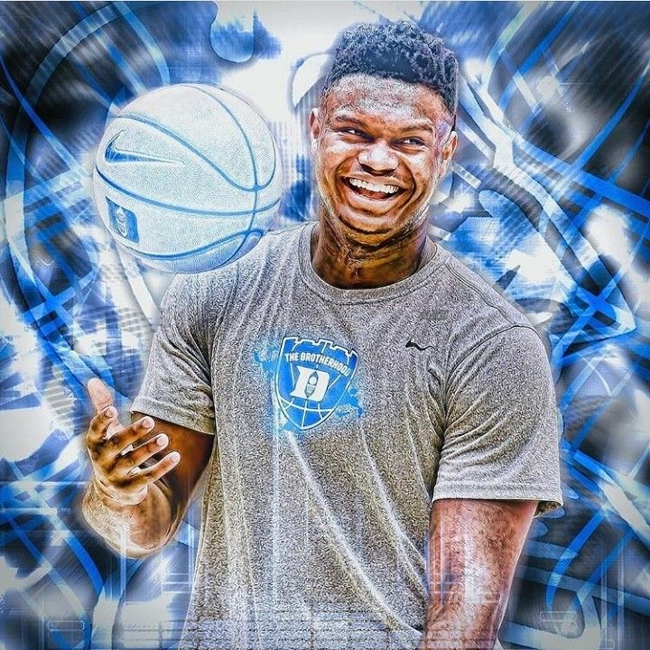Pin By Www Peter Hooper Com On Zion Williamson Basketball Players Nba Mens Tops Nba Players