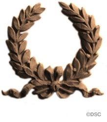 Wreath-Empire 2  1/2H X 2  1/2W - 3/16Relief 7131