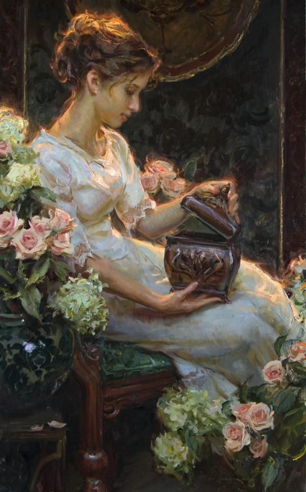 The Moment of Discovery by Daniel F. Gerhartz