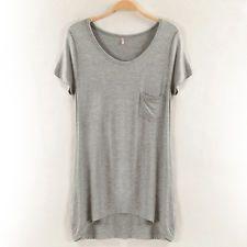 basic gray t-shirt women - Google-haku