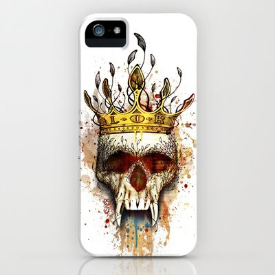 NO GLORY iPhone & iPod Case by Original Asker - $35.00