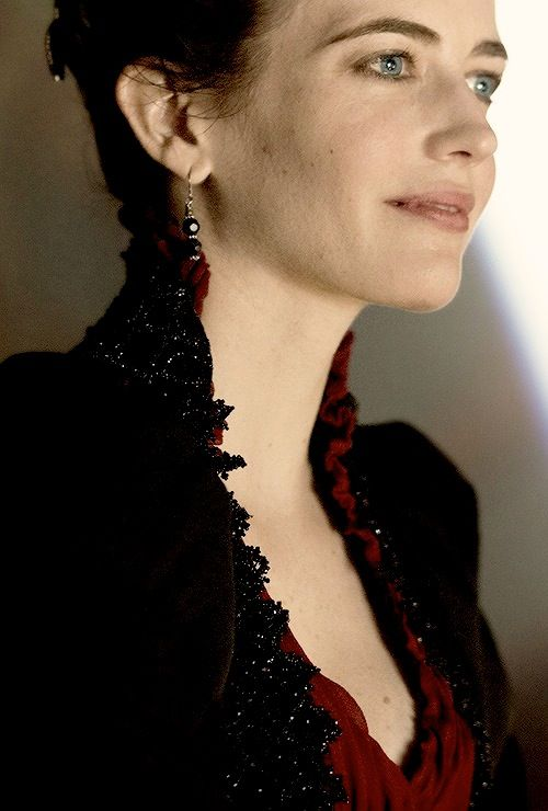 """""""Penny Dreadful"""" - Vanessa Ives is our journey into the story. she represents…"""
