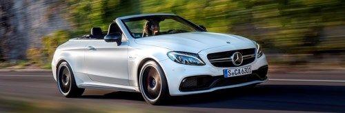 Galerie: Prise de contact Mercedes Classe C Cabrio