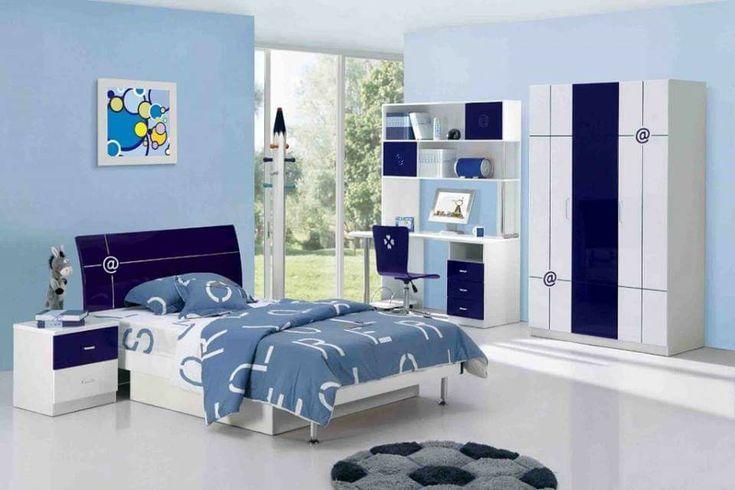 Chambre Bleu Clair Chambre Bleu Clair Enfant Chambre Bleu
