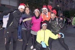 La San Silvestre Mostoleña reunió a un total de 2300 deportistas que despidieron el año por la zona urbana del municipio