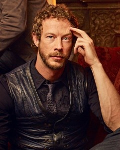 Kris Holden-Ried of Lost Girl