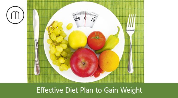 Most Effective Diet Plan to Gain Weight Naturally at Home - https://goo.gl/92d1PF