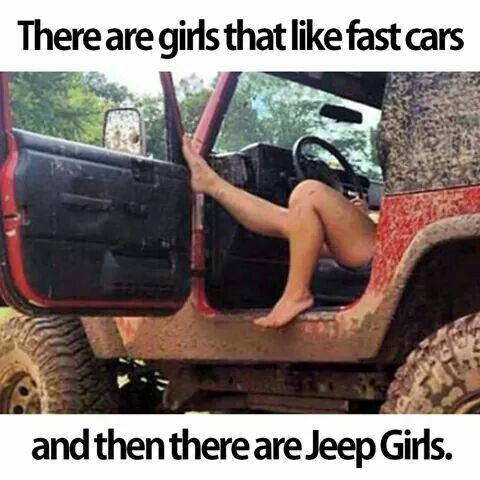 Jeep all the WAY!!