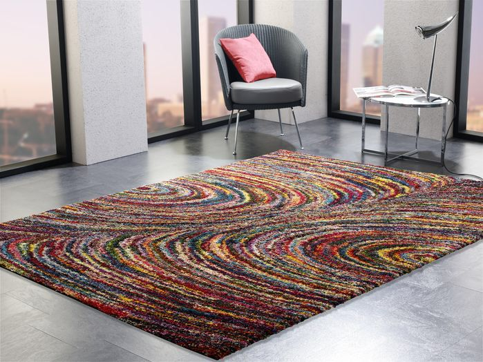 Multicoloured Rug