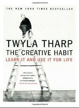 The Creative Habit by Twyla Tharp #creativity #books