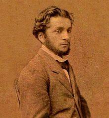 Fotografía de Juan Francisco González joven.
