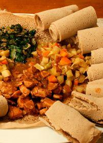 Chi è stato nei ristoranti etnici di certo conoscerà Zighinì e Injera, i due piatti forti della cucina eritrea e africana più in generale. Ricette gustose da sperimentare anche a casa propria #eritrea #ricette #cucina #chefboris