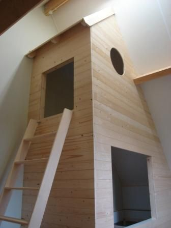 Bedhouse made by Geert Bouten Interieur op Maat