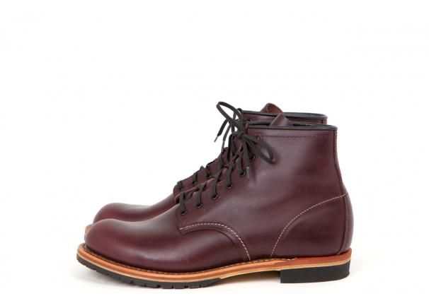Red Wing Shoes 9011 - Beckman Black Cherry Featherstone