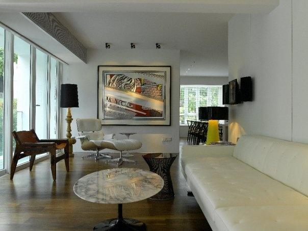 Urbanedge Apartment Singapore By Terre Studio