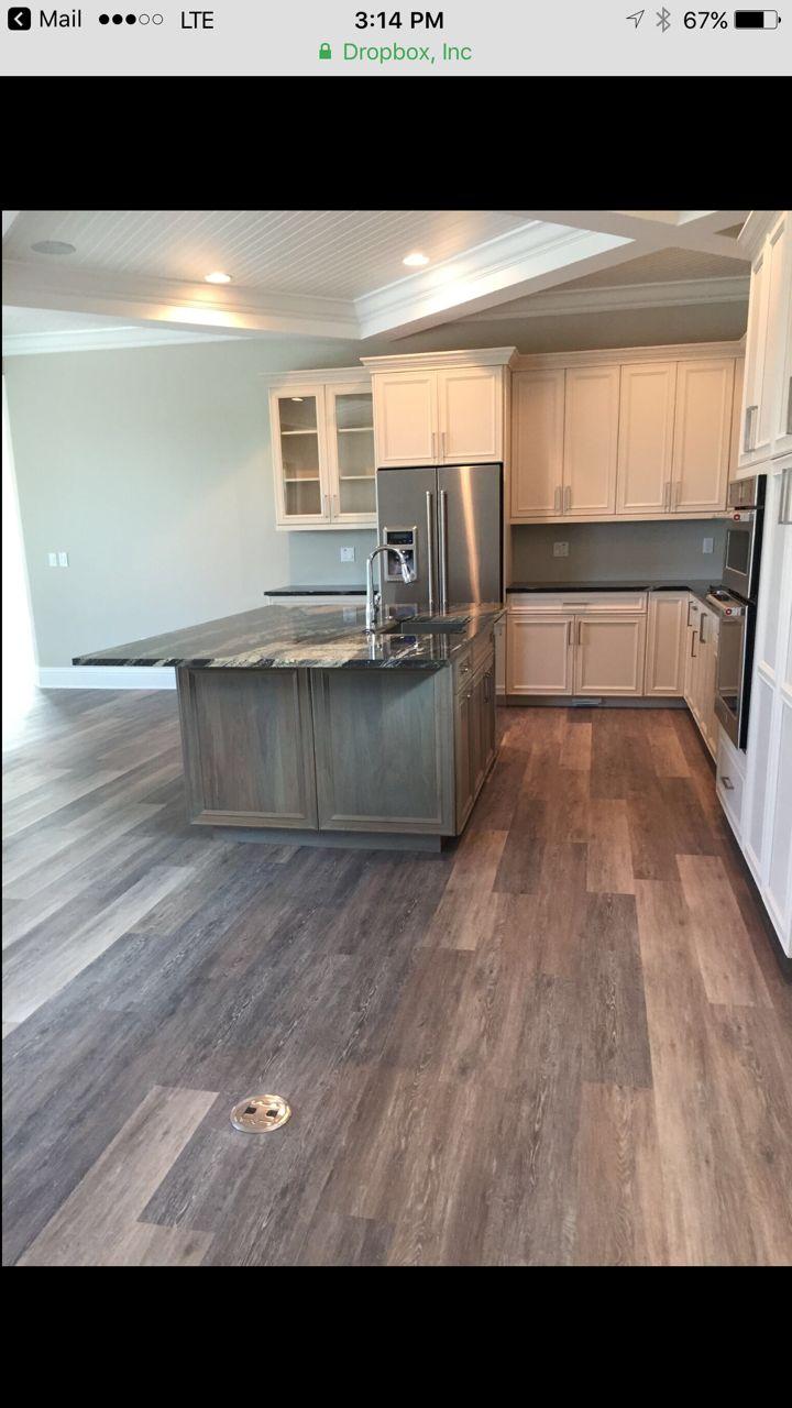 CoreTec Flooring (Alabaster Oak) , 100% Waterproof, 100% Kid Proof And · Basement  FlooringWood FlooringFlooring OptionsFlooring IdeasWaterproof ...