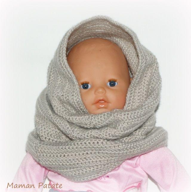 tuto snood au crochetCrochet Tuto, Jour Peut, Crochet Snood, Tuto Snood, May Be, Tuto Accessoires, Crochet Tricot, Diy Crochet, Tuto Simple