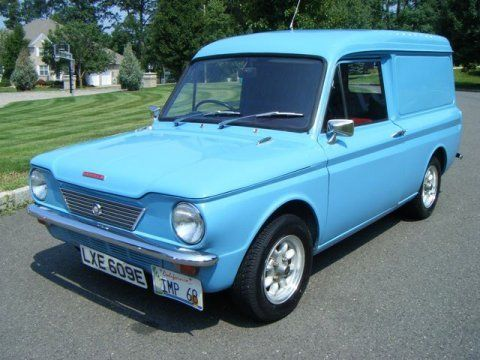 1968 Hillman Imp Commer Delivery Wagon
