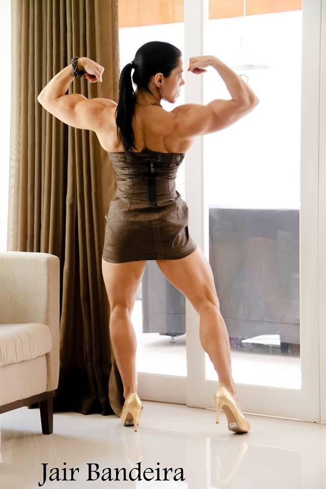 Selma Labat   She-Muscle   Pinterest   Muscles, Body ...