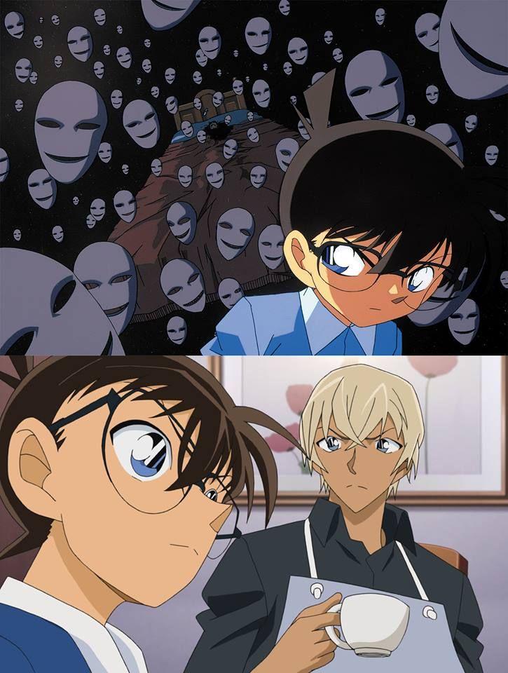 Pin By Irene On Detective Conan Detective Conan Conan Anime