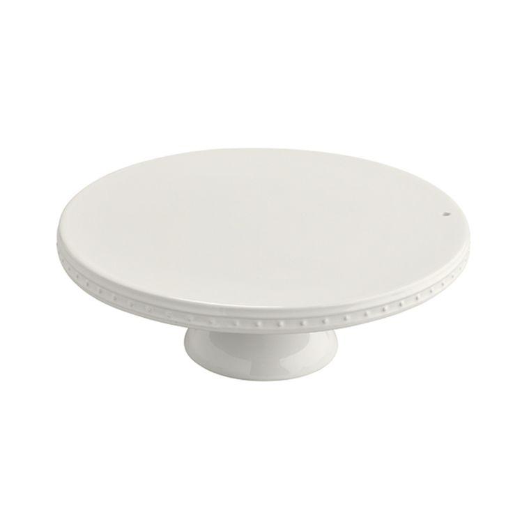 Nora Fleming Cake Pedestal Plate
