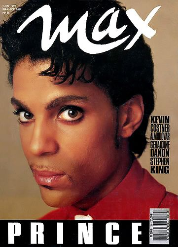 He should grace the cover of every magazine! <3