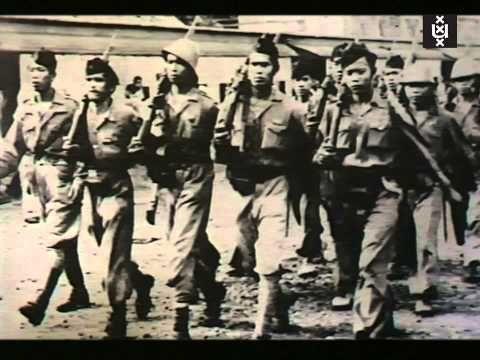 dekolonisatie= Koloniën worden zelfstandig. Dit is een filmpje van hoe Indonesië bevrijd werd.