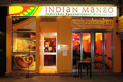 Indian Mango: Bester Inder in München zwischen Isartor und Deutschem Museum.
