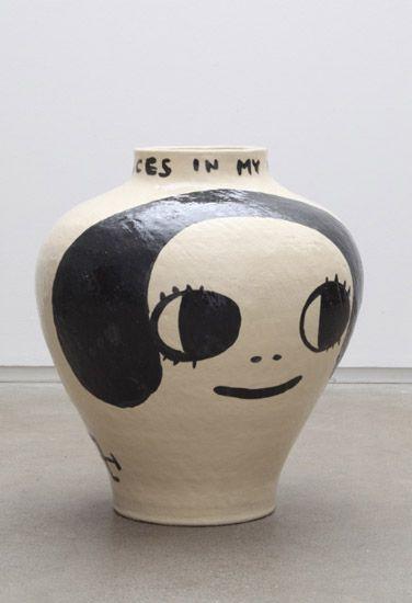 Face Vessel // Yoshitomo Nara