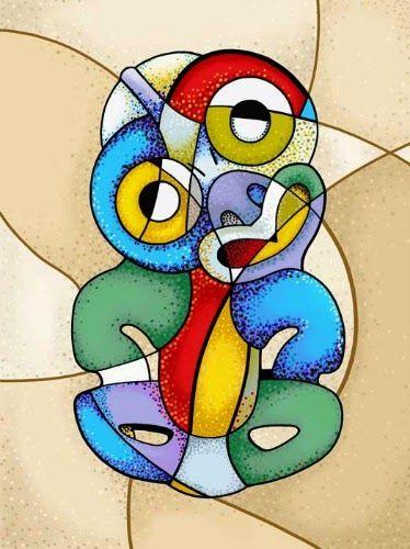 New Zealand Art Print News: Tiki: More than decor - a symbol