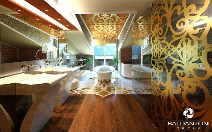 Uno dei trends design della primavera 2017 è il richiamo generale nei confronti dell'Art Déco. Un'altra intuizione del designer è quella delle lussuose decorazioni in oro, sfarzose, ma al tempo stesso sofisticate, che rendono gli ambienti eleganti, preziosi ed esclusivi. Leggi l'articolo completo su: http://www.baldantonigroup.com/chi-siamo/blog-home/8-blog/285-nuovi-trends-la-primavera-e-il-design